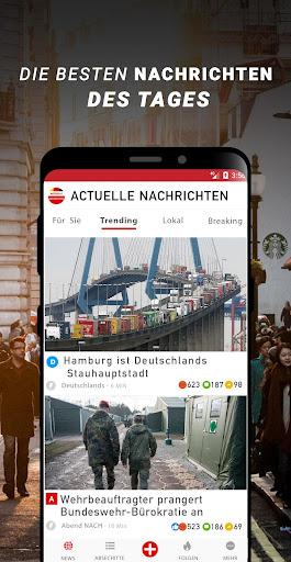 Aktuelle Nachrichten aus Deutschland screenshot 2