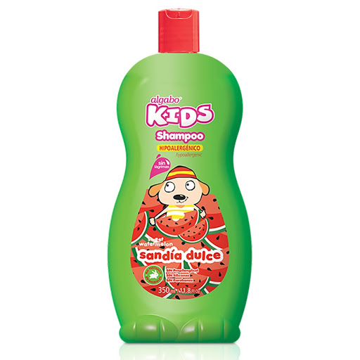 champu algabo kids sandia dulce 350ml