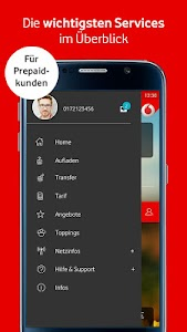 MeinVodafone screenshot 2
