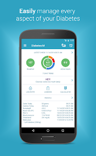 Diabetes:M Premium v7.1.0 Cracked APK 1