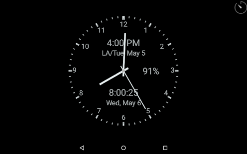 ClockView- screenshot thumbnail