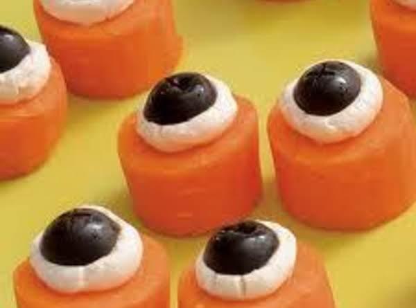 Edible Eyeballs Recipe