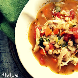 Minestrone with Stars