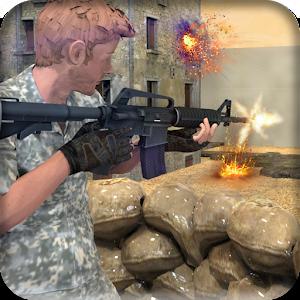 Combat Army Commando Fight 1.4 Icon