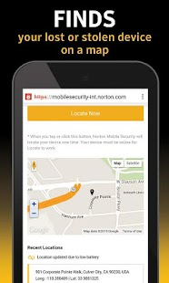 Norton Security and Antivirus- screenshot thumbnail