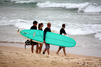 Photo: Year 2 Day 229 - More Surfers at Manly