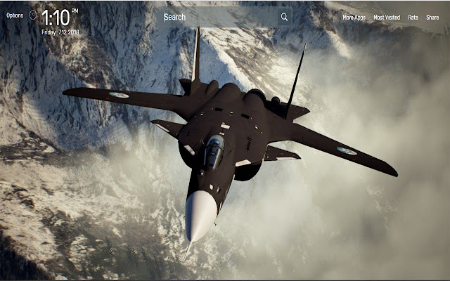 Ace Combat 7 Skies Unknown Wallpapers