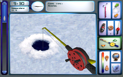 Pro Pilkki 2 - Ice Fishing Game 1.3 screenshots 3