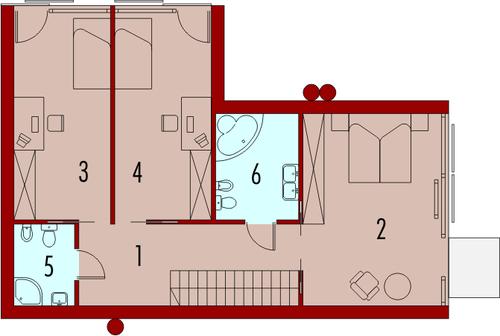 Loco - Rzut piętra