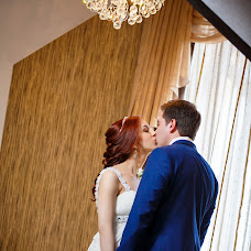 婚礼摄影师Evgeniy Mezencev(wedKRD)。20.05.2016的照片