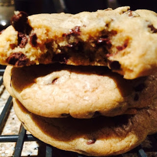 Gooey Chocolate Chocolate Chip Cookies Recipes