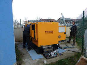 Photo: Service generator, Asociatie locatari, Voluntari