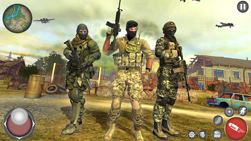 Code Triche Battle Land Call on Duty - FPS Strike OPS Game APK MOD (Astuce) screenshots 1