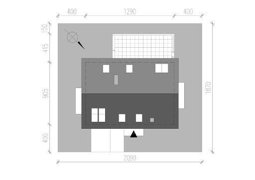 LIM House 07 - Sytuacja