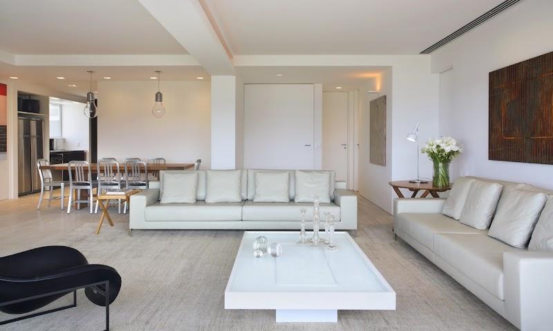 Departamento Luz - Laclau + Borelli Arquitectos Asociados