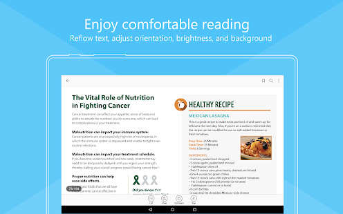 Foxit Business PDF Reader- screenshot thumbnail