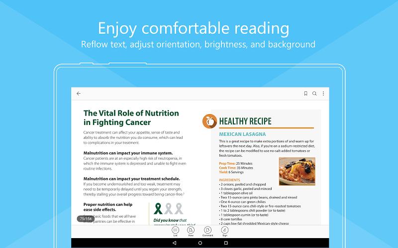 Foxit PDF Business & Converter Screenshot 15