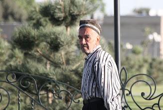 Photo: Day 166 - Uzbek Man in Samarqand