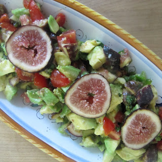 Avocado & Fig {Fertility} Salsa