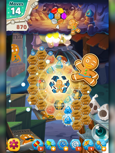 Monster Busters: Ice Slide screenshots 10
