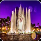 Water Fountain Photo Frames icon