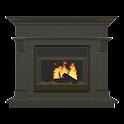 3DTV Test Fireplace