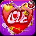 Love Romantic sound ringtone icon
