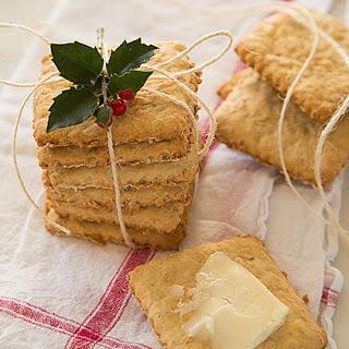 Norwegian Oat Cookies.