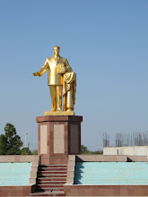 Photo: Day 160 - Turkmenbashi Statue