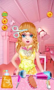 Princess Hairstyles 9
