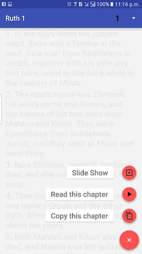 NIV Bible Free 9.0 screenshots 4