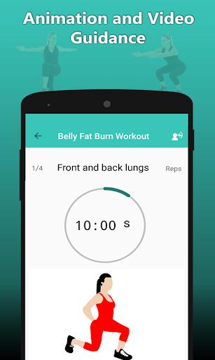 How long to burn fat walking