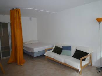 Studio meublé 28,58 m2