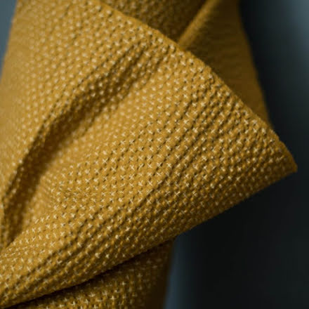 Tottorri Cross Cotton - mustard