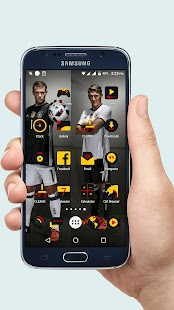 Germany Icon Pack - 2019 World Cup Theme Screenshot