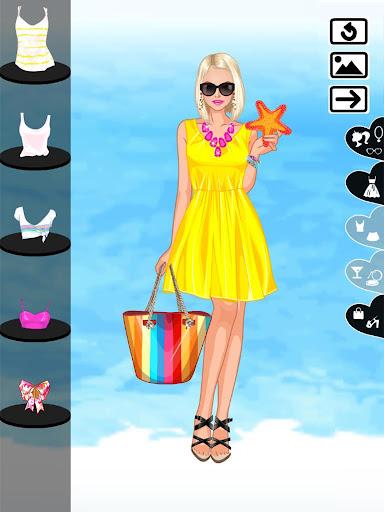 Code Triche u2764 Summer Dress Up Games u2764 APK MOD screenshots 1