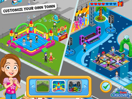 My Town : Discovery Pretend Play screenshots 12