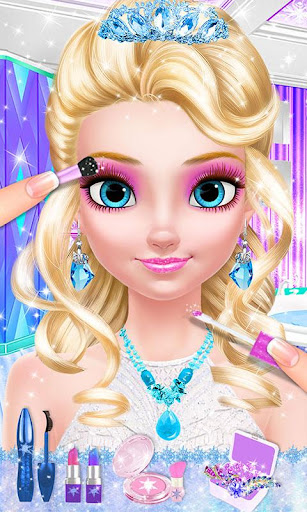 Ice Queen Salon - Frosty Party for PC