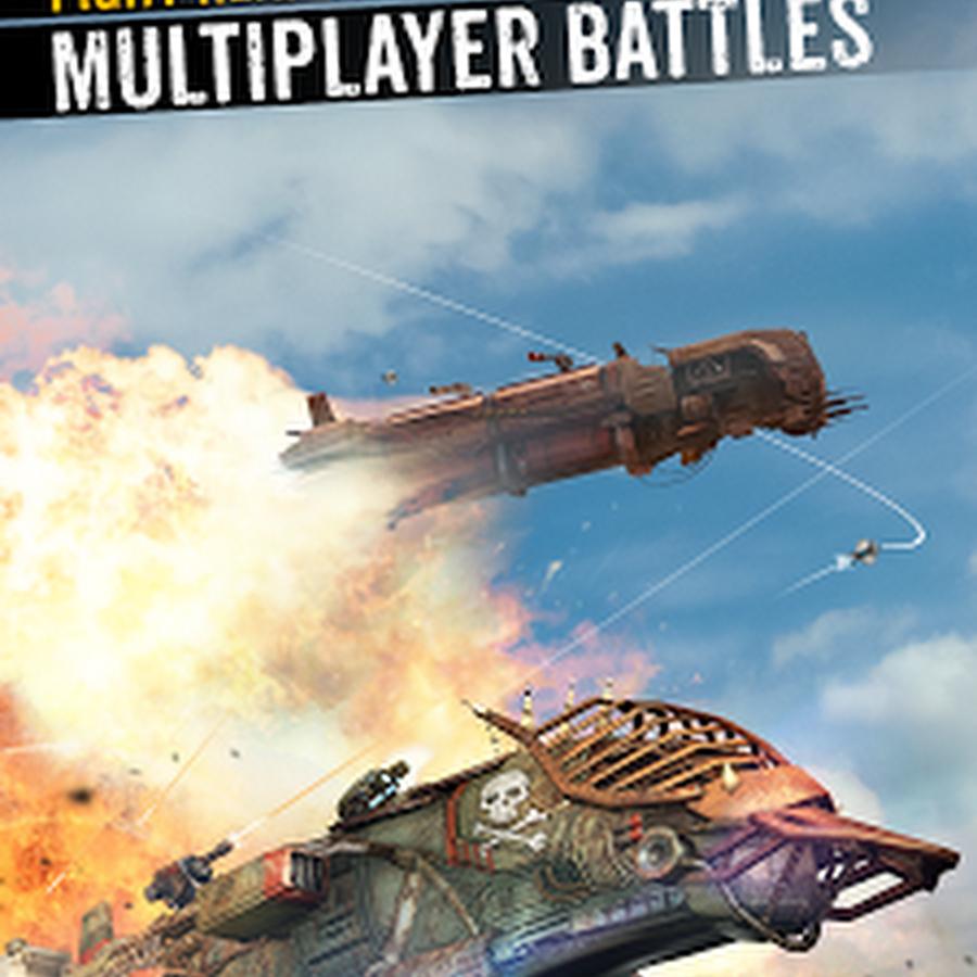 Sandstorm: Pirate Wars Apk Mod 1.14.8