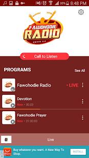 Fawohodie Radio - náhled