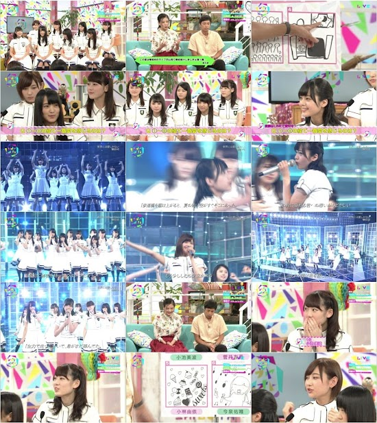 (TV-Music)(1080i) 欅坂46 Part – シブヤノオト 160904