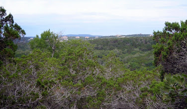 Photo: View to the west from Friedrich Wilderness Park.