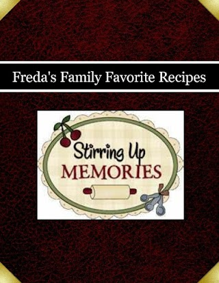Freda's Family Favorite Recipes