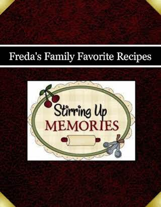 Freda's Family Favorite Recipes