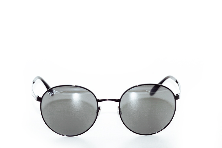 Ray Ban Round Metal Black