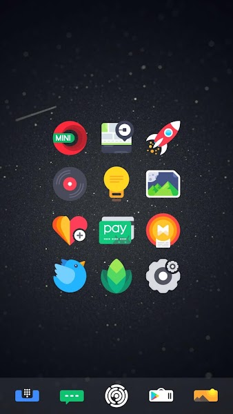 DILIGENT – ICON PACK v1.0