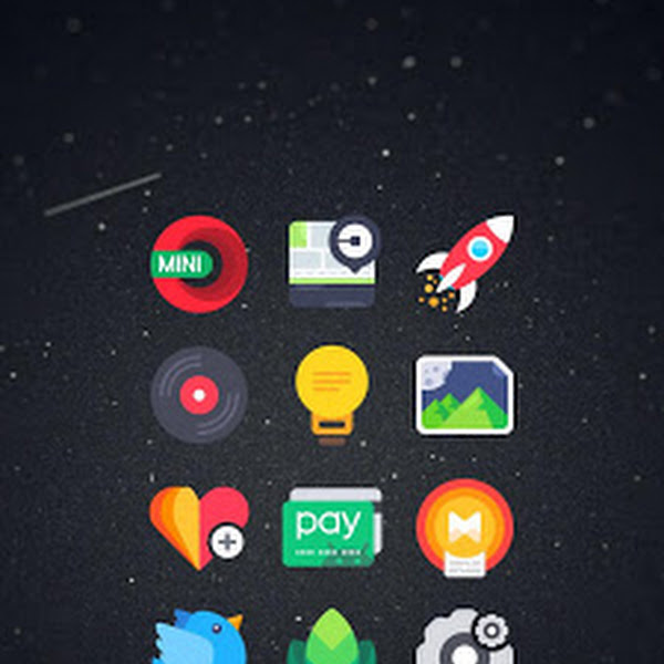 Determined - ICON PACK v1.7 [Paid]