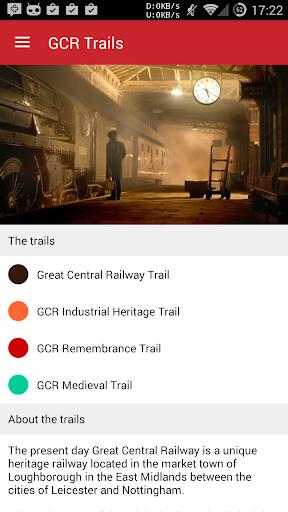 GCR Trails