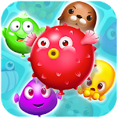 Birds Match 3 : Pop Mania Game