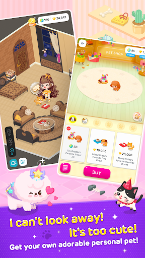 LINE PLAY - Our Avatar World 7.7.1.0 screenshots 11